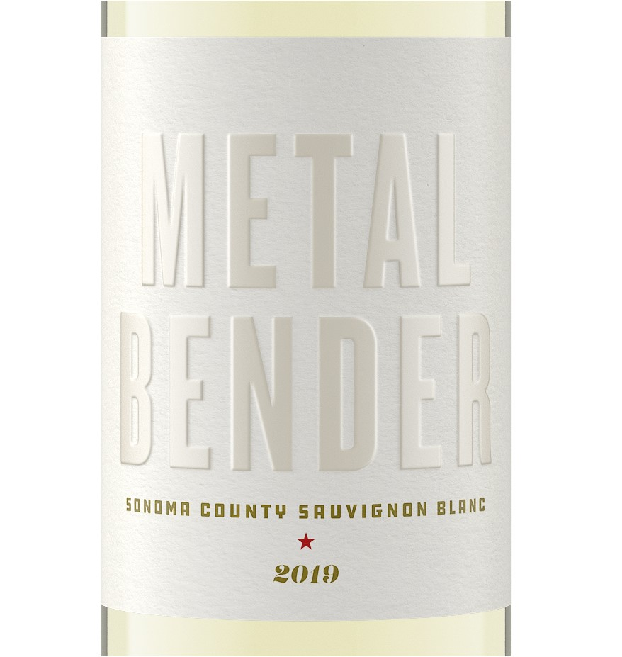 2019 Metal Bender Sauvignon Blanc Sonoma County - Stringer Cellars