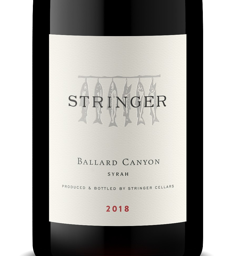 Ballard Canyon Syrah 2018 Ballard Canyon - CA - Stringer Cellars