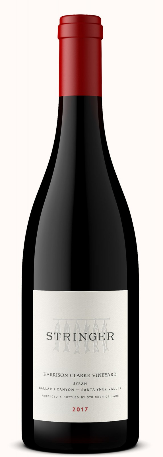 Harrison Clarke Vineyard Syrah 2017 Ballard Canyon—CA - Stringer Cellars