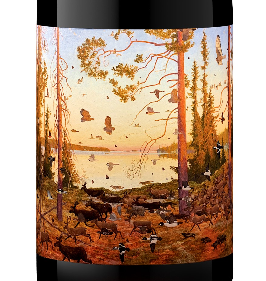 June Mountain Vineyard Grenache 2019 Fountain Grove District, Sonoma County - Stringer Cellars