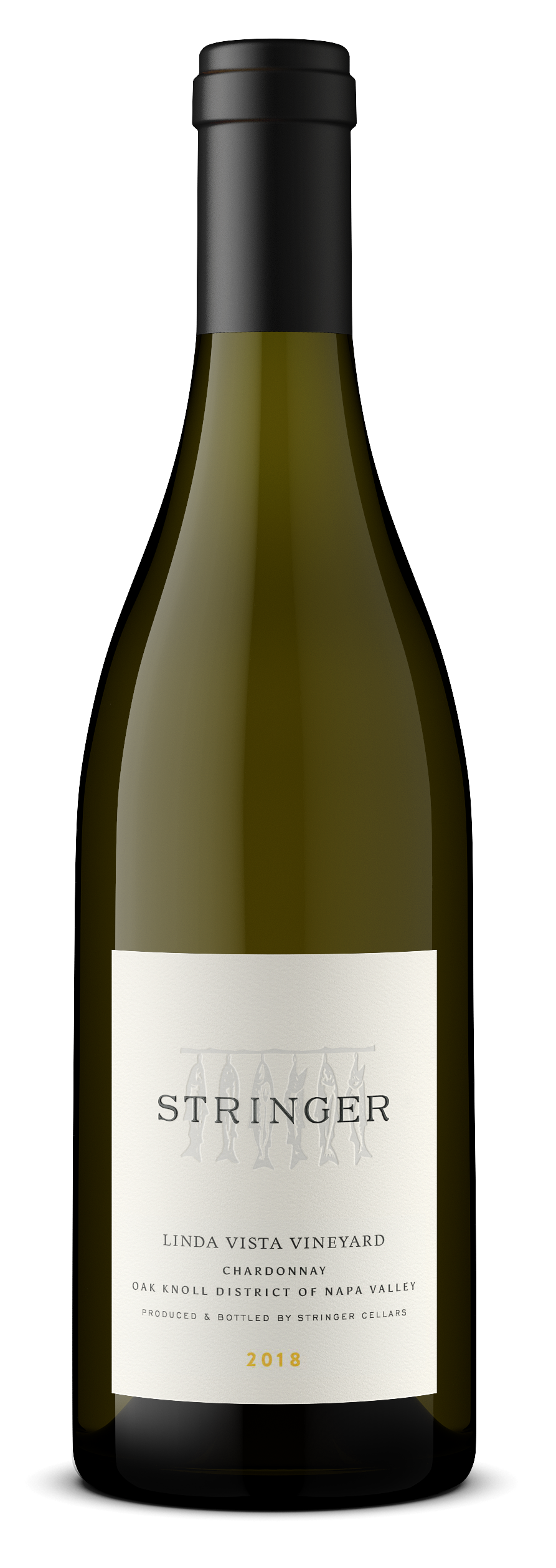 Linda Vista Vineyard Chardonnay 2018 Oak Knoll District of Napa Valley—CA - Stringer Cellars