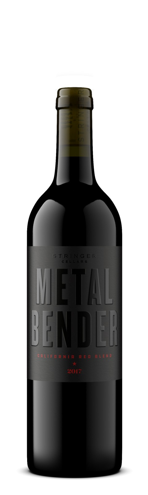 Metal Bender Red Blend 2017 California - Stringer Cellars