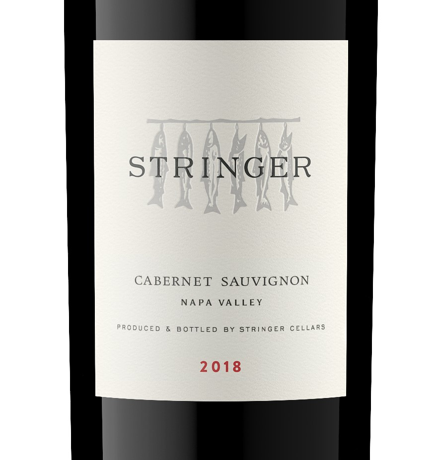 Napa Valley Cabernet Sauvignon 2018 Napa Valley - Stringer Cellars