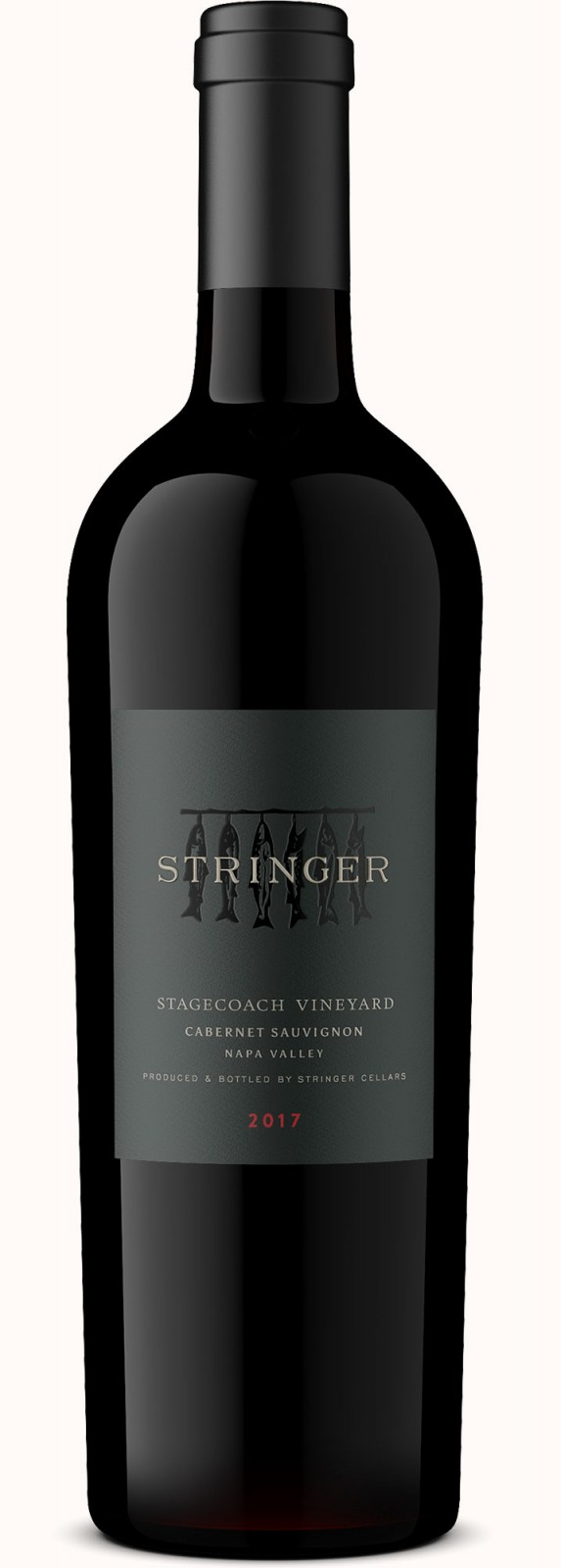 Stagecoach Vineyard Cabernet Sauvignon 2017 Napa Valley—CA - Stringer Cellars