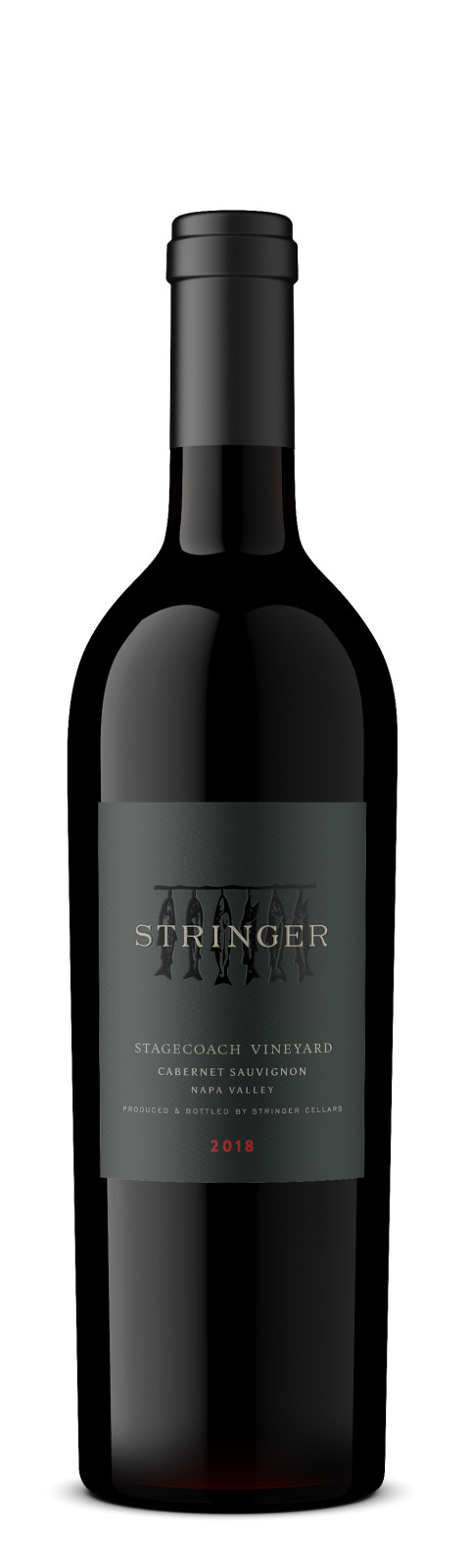 Stagecoach Vineyard Cabernet Sauvignon 2018 Napa Valley - Stringer Cellars