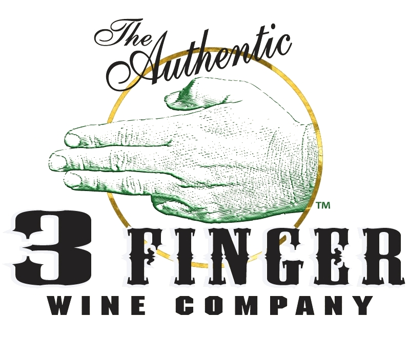 The Authentic 3 Finger Wine Company