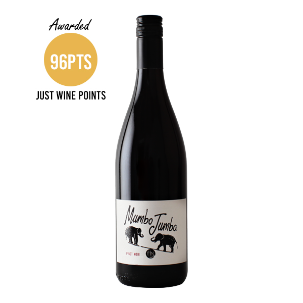 Mumbo Jumbo 2019 Central Coast Pinot Noir - The Authentic 3 Finger Wine Company