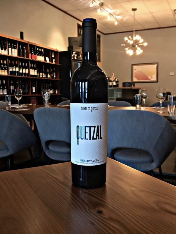 Quinta do Quetzal Reserva Red Alentejo Reserva 2015 - TINTO Wine and Cheese