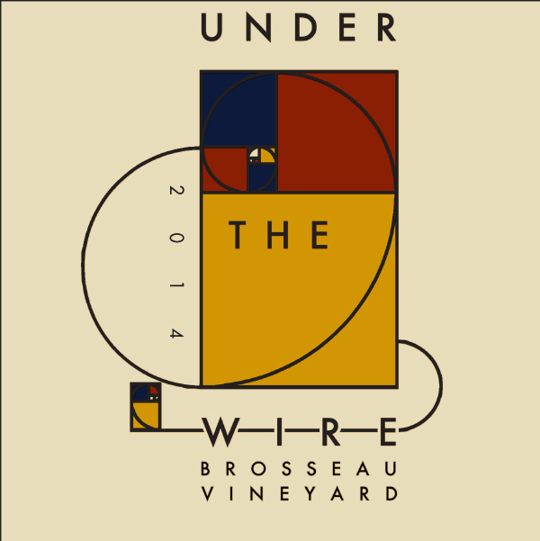 2014 Under The Wire Brosseau Vineyard Sparkling Chardonnay  Chalone  - Under The Wire