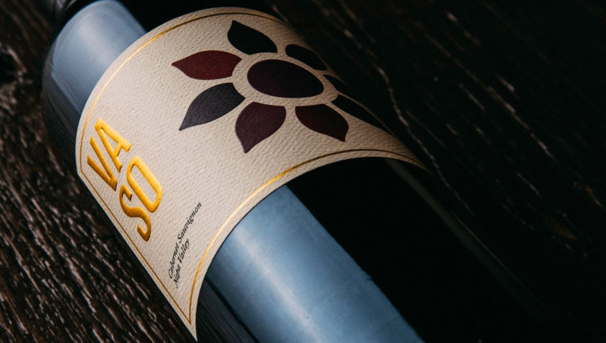 Wine Feature: 2015 VASO Cabernet Sauvignon Napa Valley