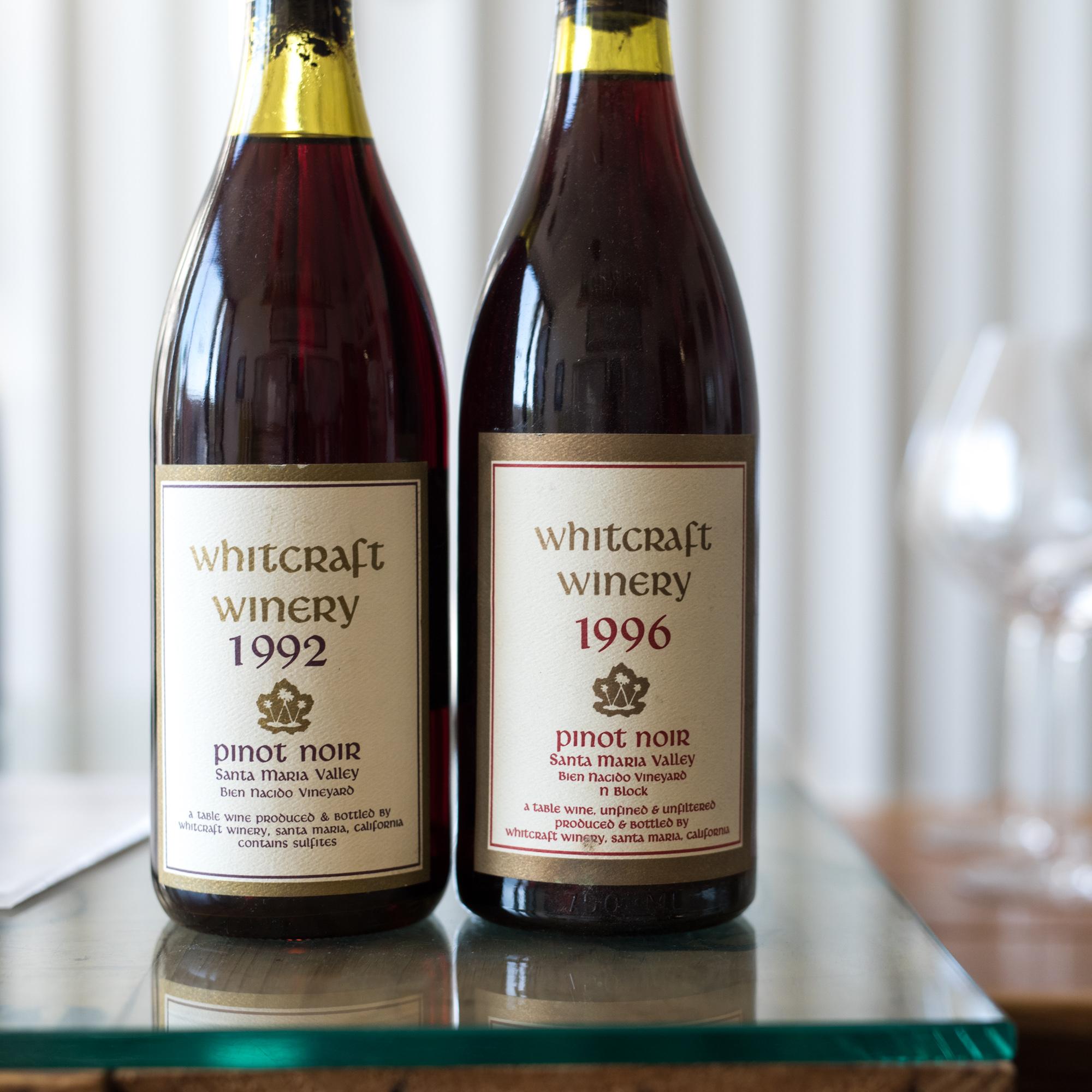 2016 Whitcraft La Lie Fine Pinot Noir  - Viticole