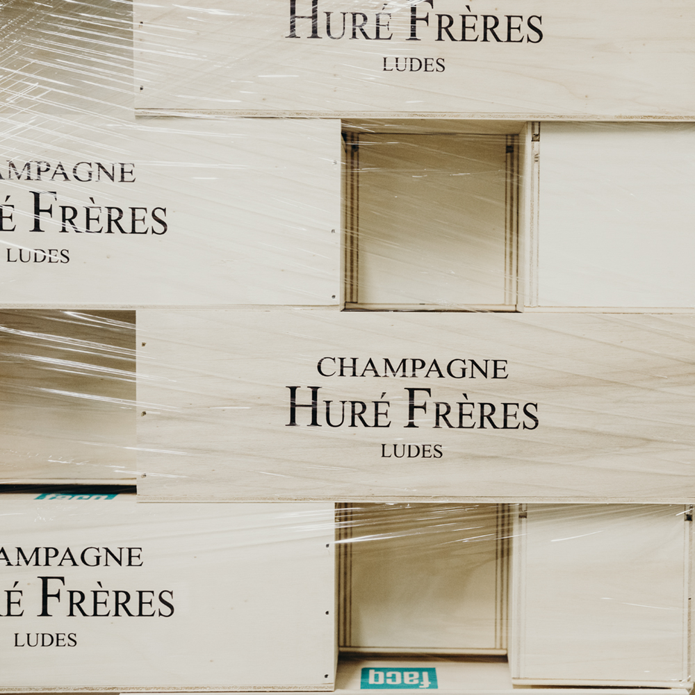 Hure Freres Champagne 2-Pack - Viticole