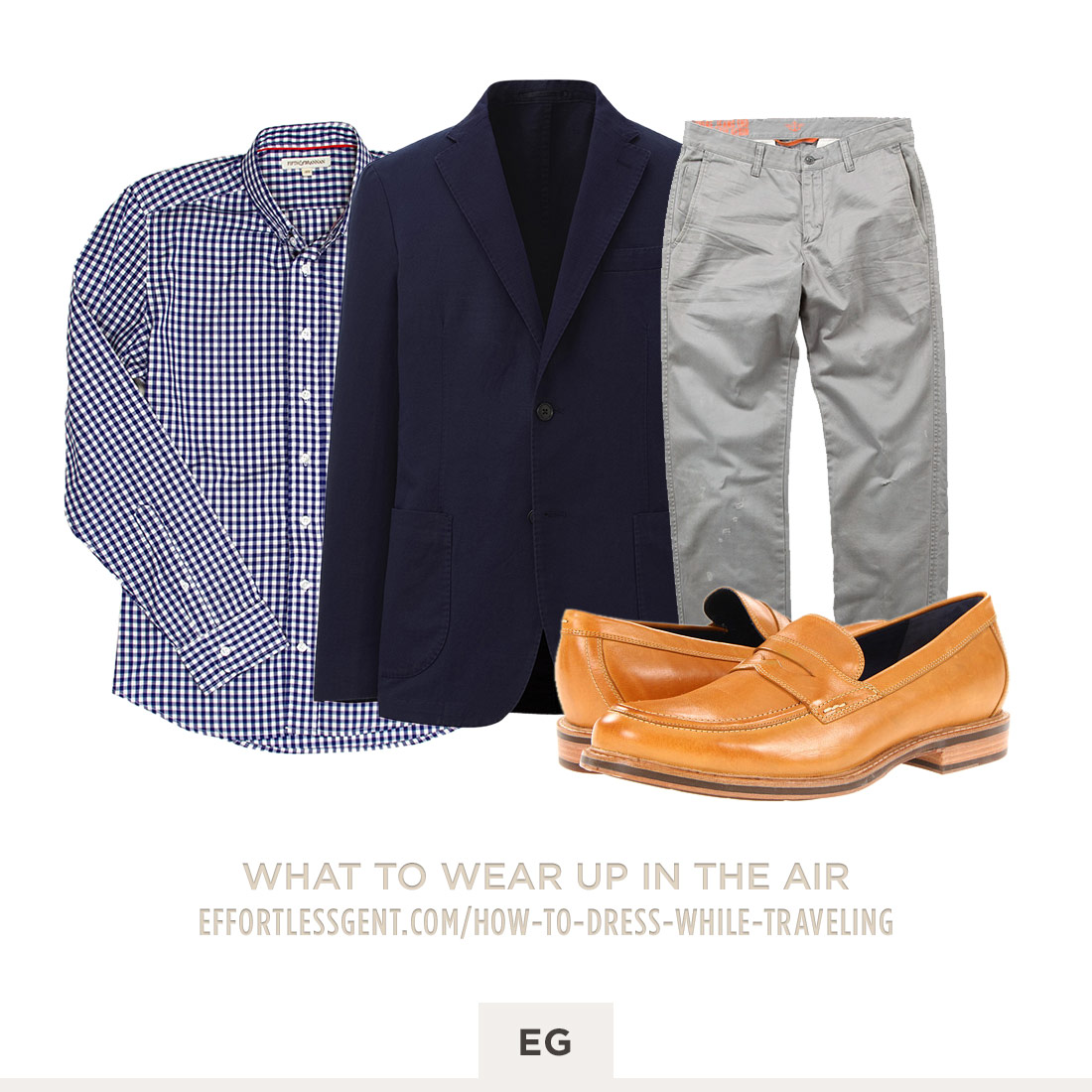 The Perfect Travel Outfit: How To Dress While Traveling, Effortless Gent