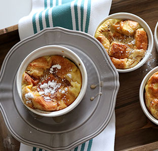 Overnight French Toast Bread Pudding