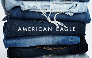 AE Stacked Jeans e-Gift Card