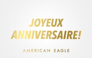 AE Happy Birthday FRENCH eGC SKU 33302480