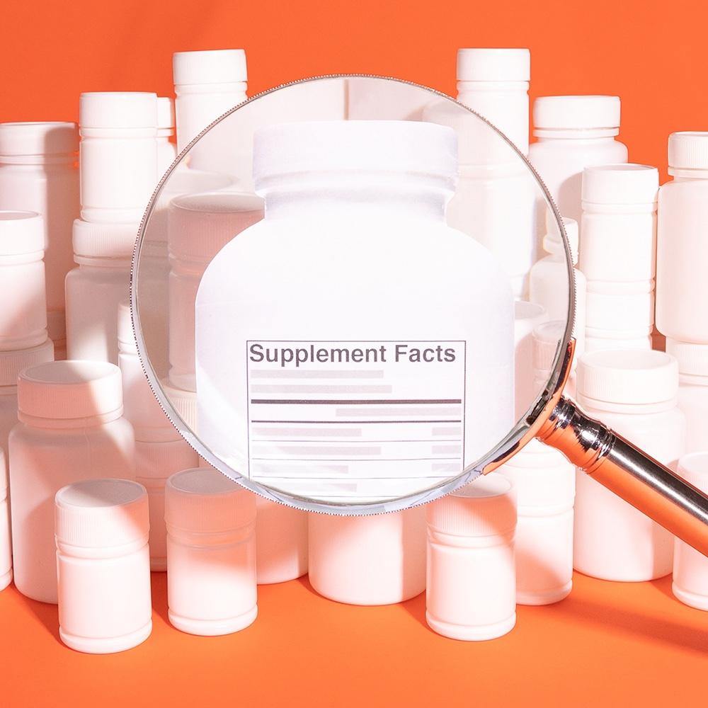 Supplementlabel 1X1