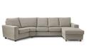 Pluz byggbar soffa
