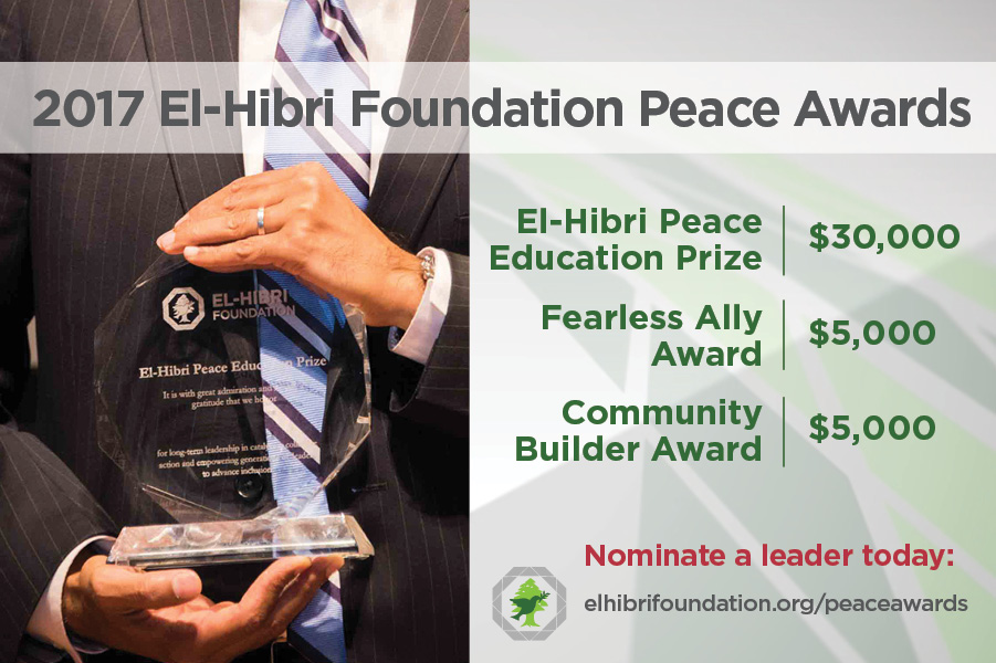 2017 Peace Awards