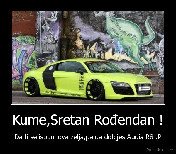 KUME SRECAN RODJENDAN!!! | wordpress photo slideshow