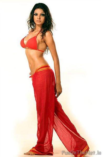 Hot Sherlyn Chopra