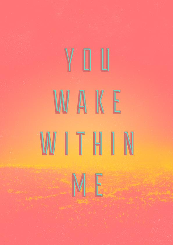 Lyric lyric wake hillsong : Vivian Aquino's Slidely