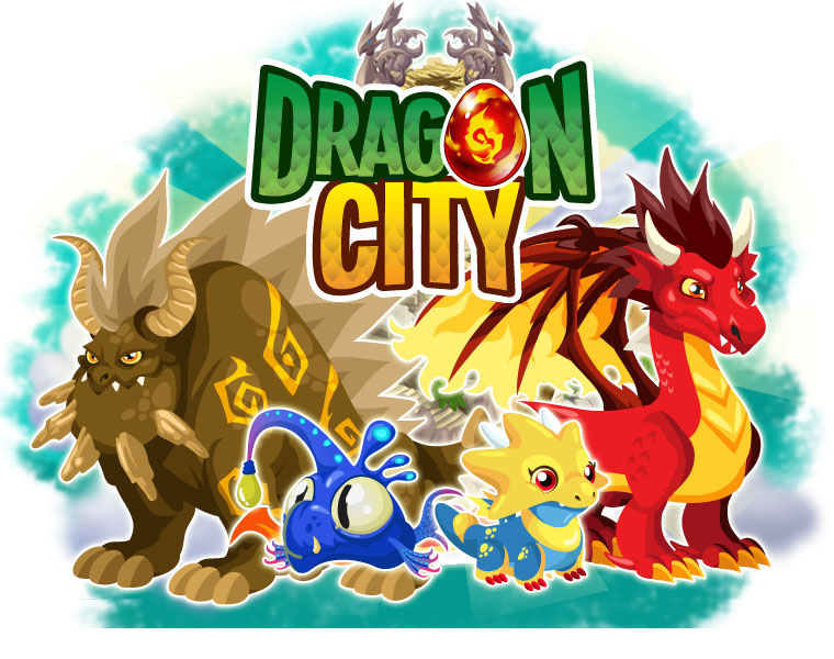 Dragon City Attacks In Light War Pure And Legend