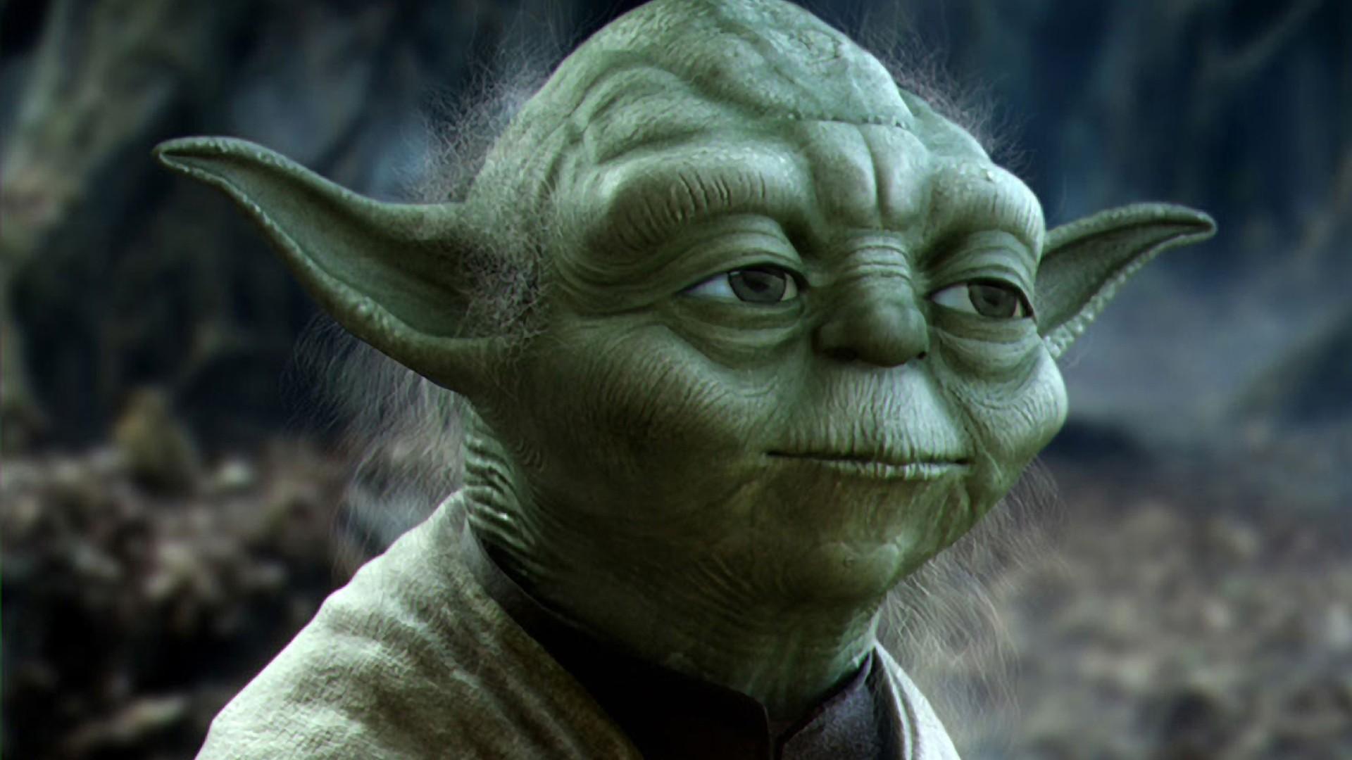 Star Wars Personalized Yoda Birthday Message Wordpress Slideshow