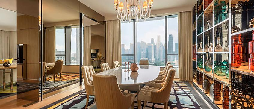 Four New JW Hotels Open in Asia