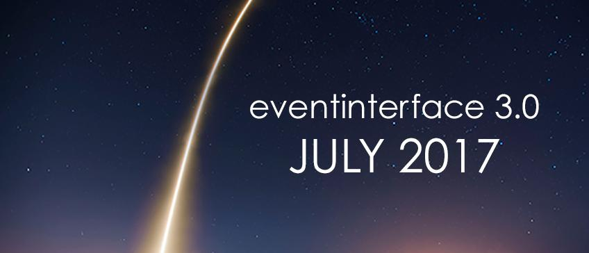Eventinterface 3.0 launching July 2017