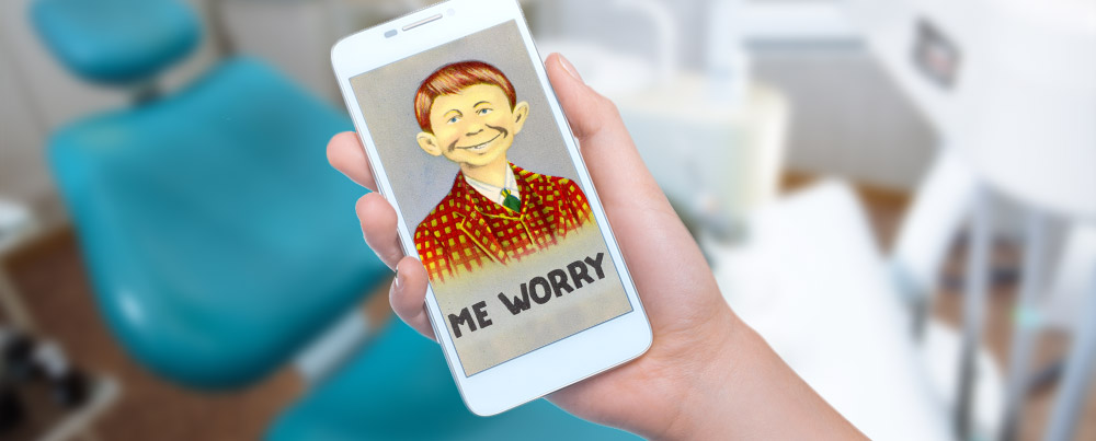 What, me worry? The impact of Google's Mobile First search index for dentists and doctors.