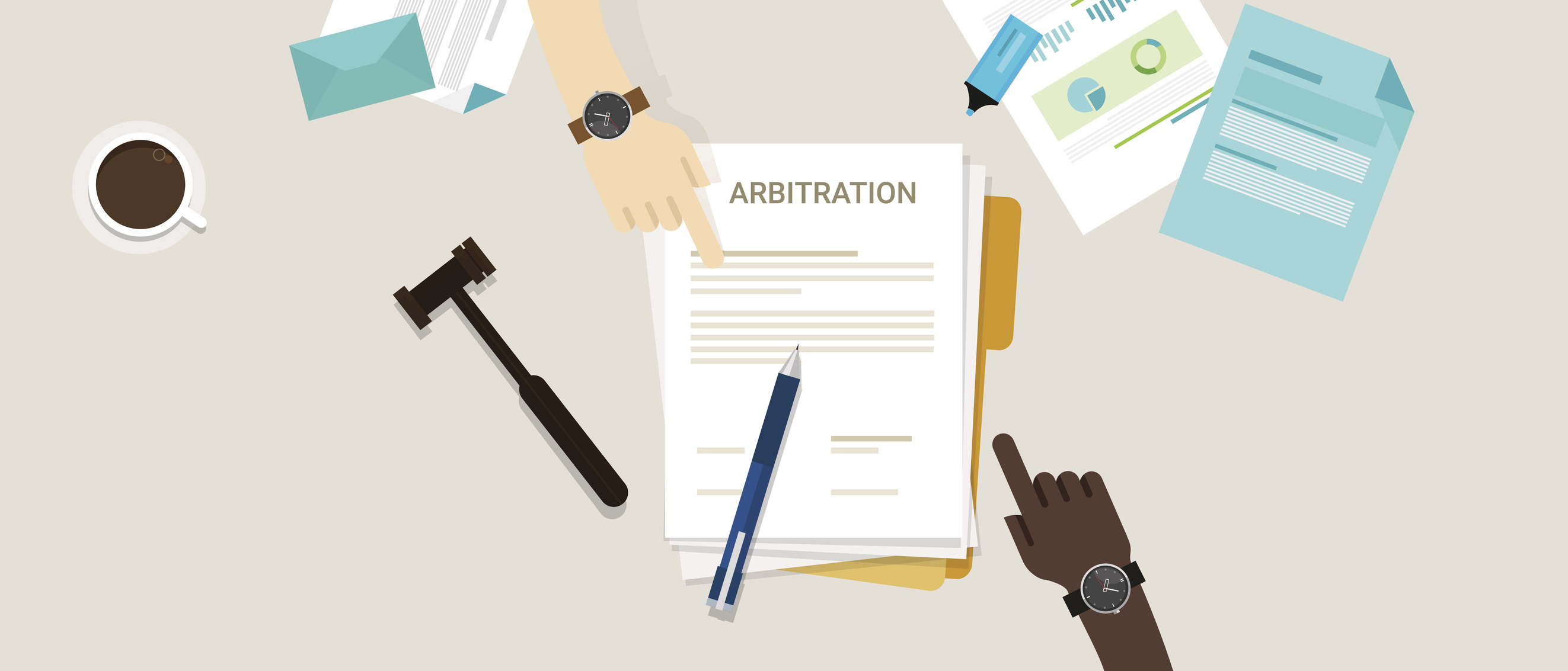 the process of selecting the arbitrator Designating mer as a source for selecting an arbitrator party) (a) expiration date of the contract or  if the arbitrator selection process is set forth in.