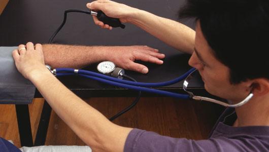 WebMD Health States: Chiropractic Reduces Blood Pressure