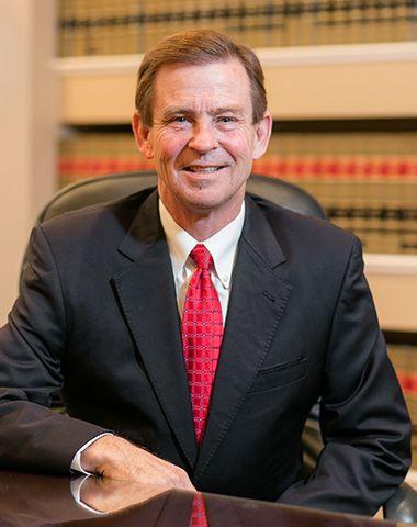 Founding attorney Thomas C. Saunders