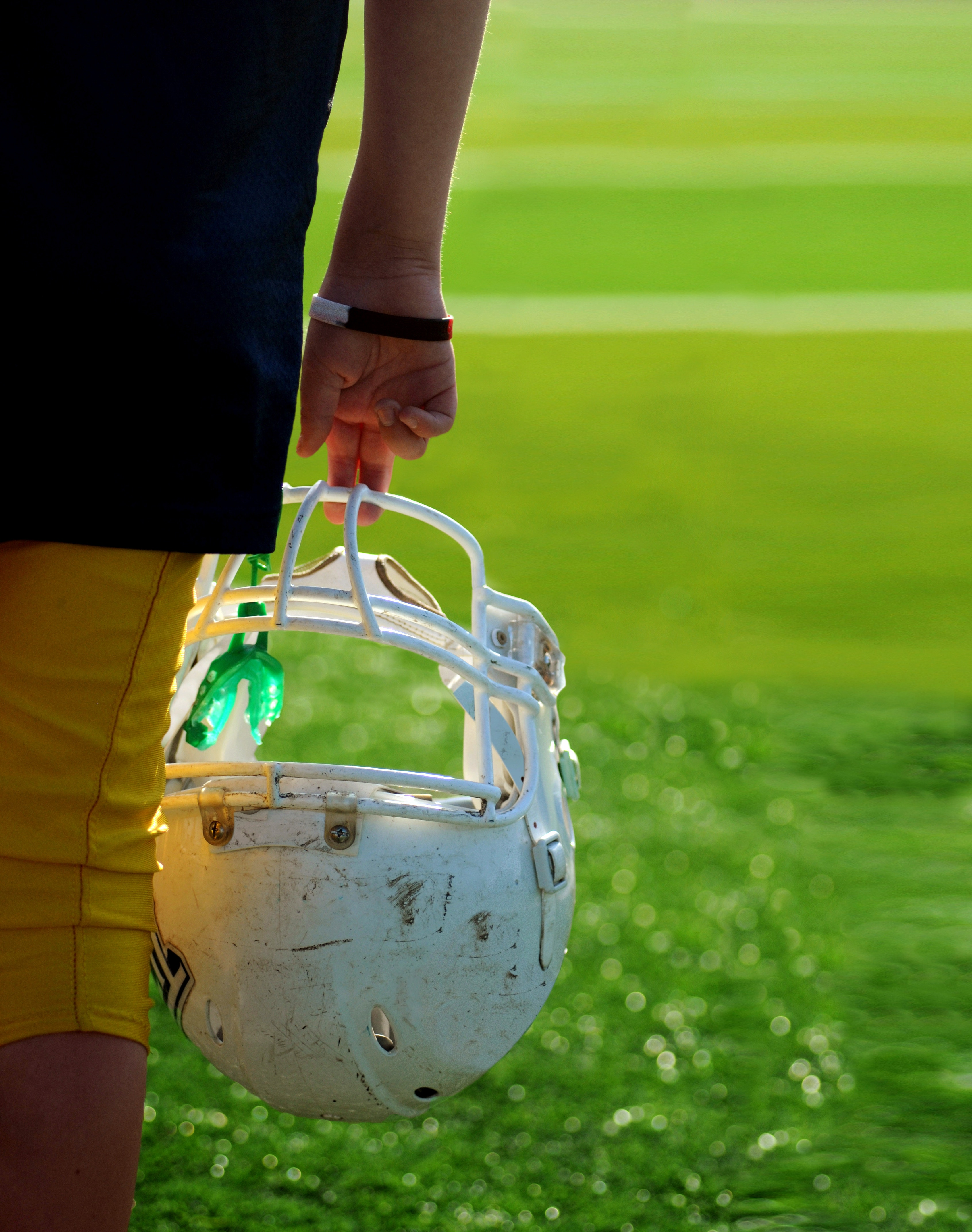 Choosing a Football Mouth Guard
