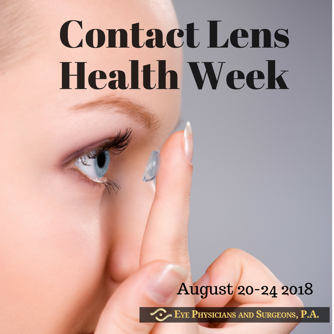 5c11e6b2817 It is estimated that over 40 million Americans are contact lens wearers.  These same individuals are at risk for infection if they don t follow  guidelines ...