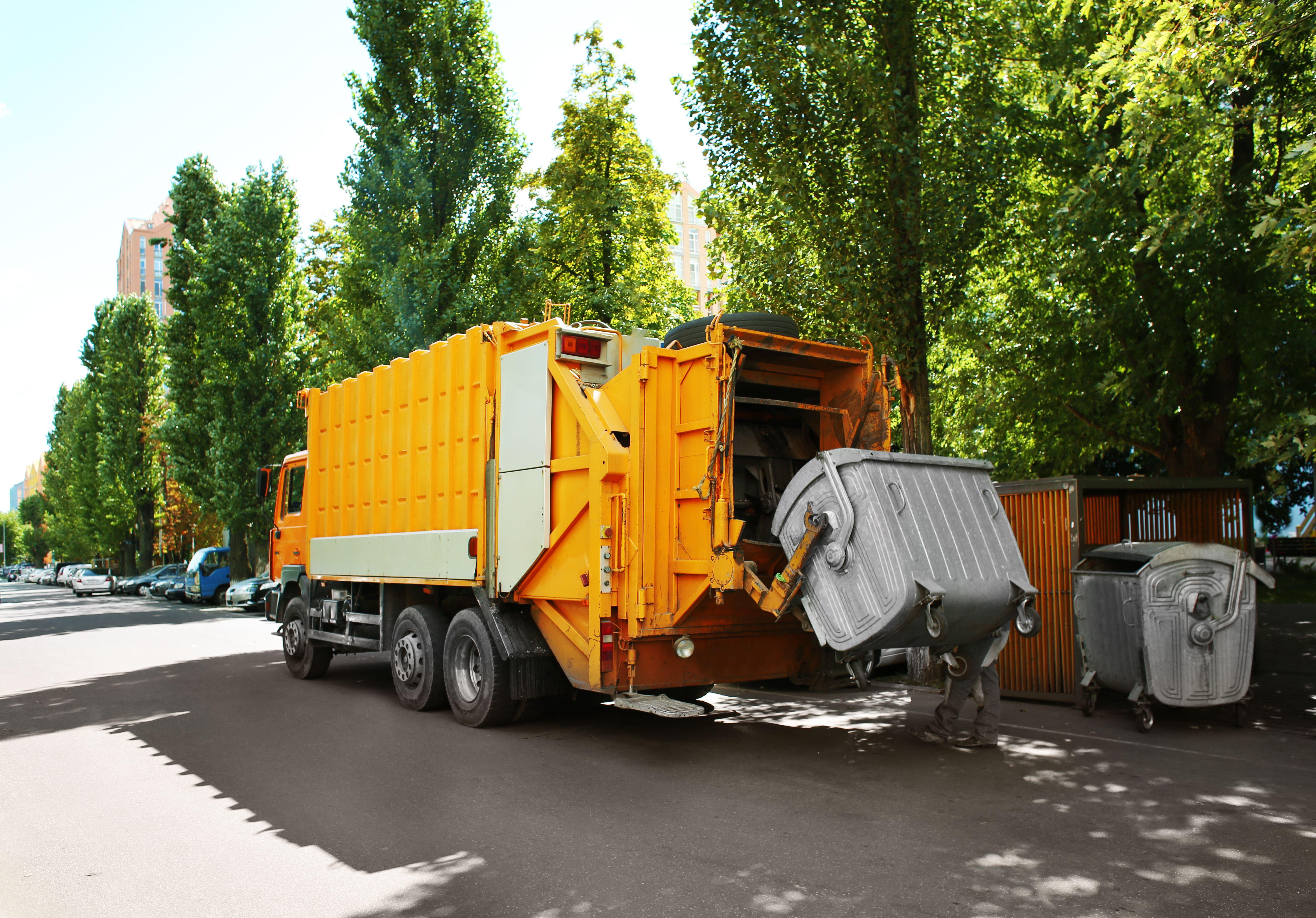 Accidentes de coche y camiones bomba de hormigón
