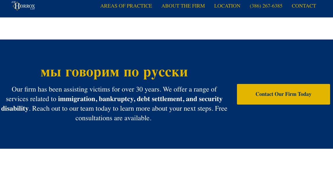 we speak russian
