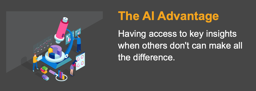 The AI Advantage: Insight