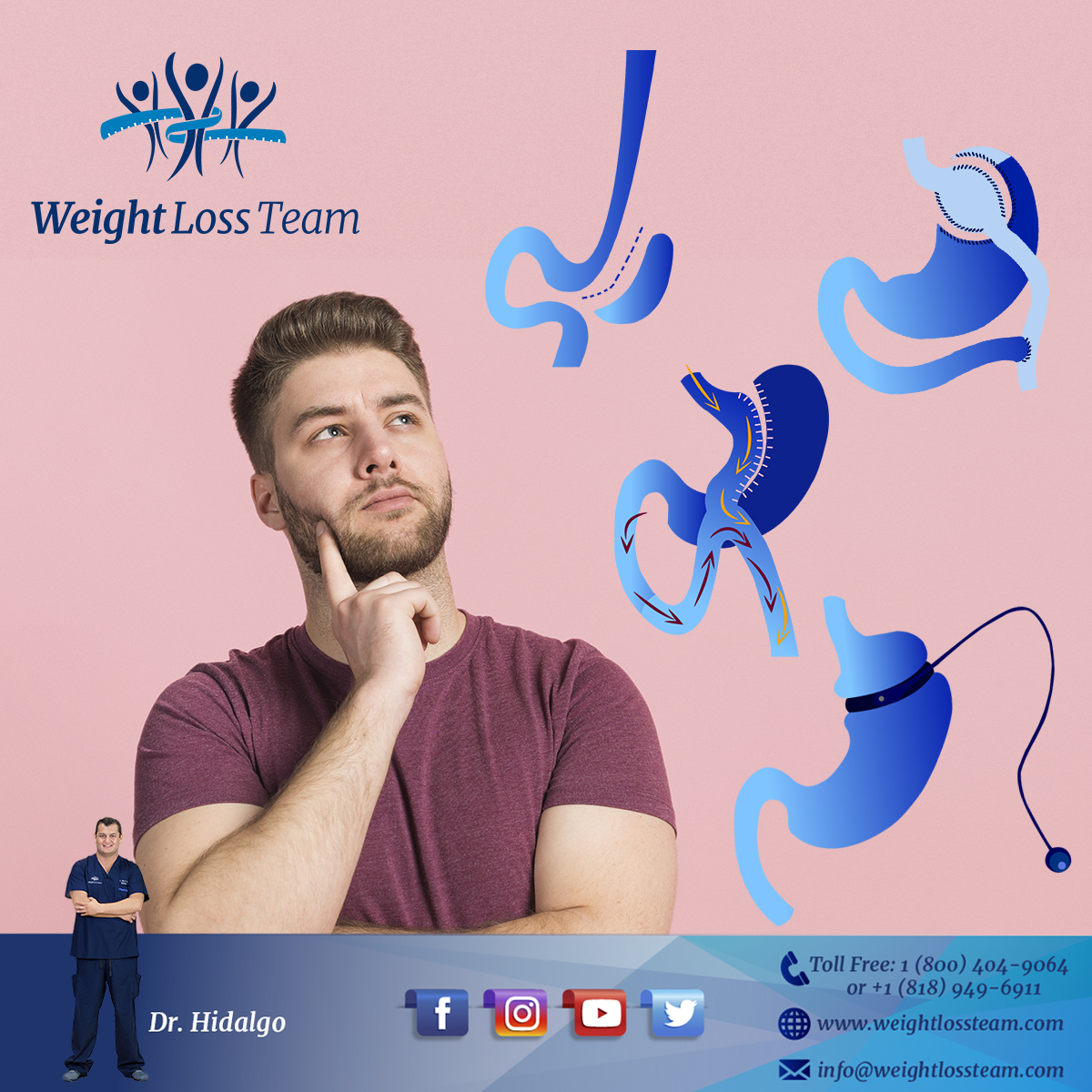 what is the best surgery for weight loss