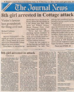 8th Girl Arrested in Cottage Attack
