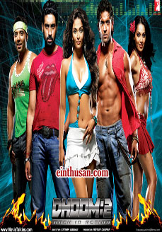 Dhoom 2 (2006) hindi in sd einthusan.