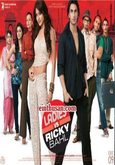 Ladies Vs Ricky Bahl (2011) Hindi in HD - Einthusan
