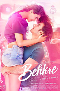 Filme indiene Befikre (2016)