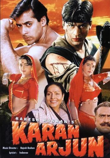 Karan arjun movie download.