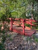 Asian Garden bridge