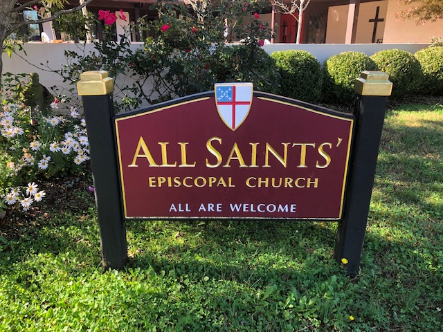 All Saints' Episcopal Church: All are Welcome