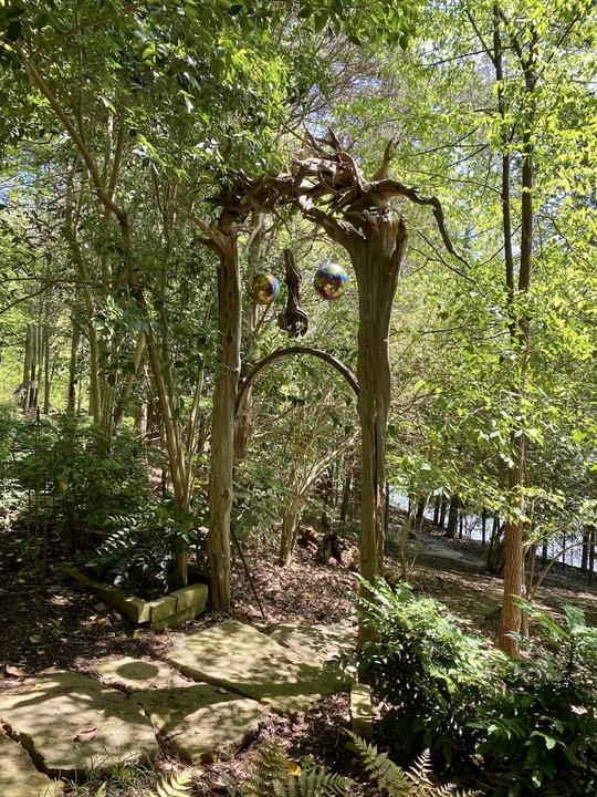 Garden Entrance Arch