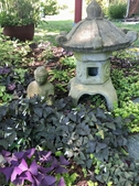 Zen statuary