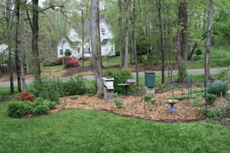 Bee Hive Garden, Wake Co